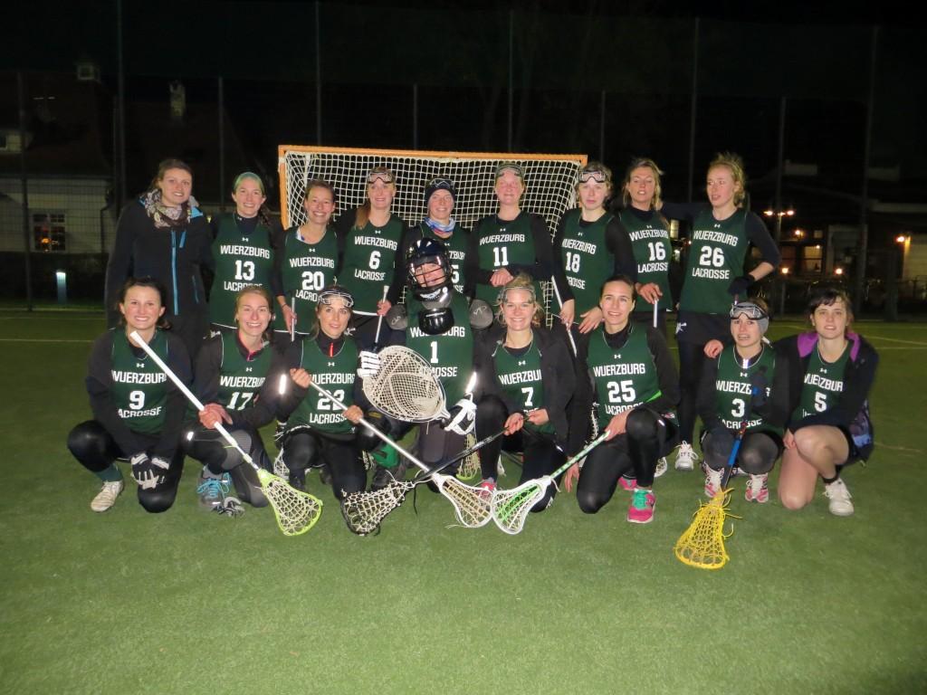 Damenteam Nov 13